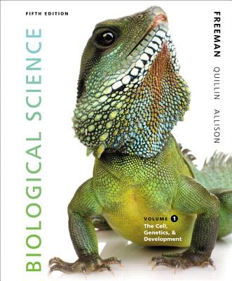 Benjamin-Cummings Publishing Company Biological Science, Volume 1: The Cell, Genetics, & Development (5th Edition) by Freeman, Scott/ Allison, Lizabeth/ Black, Micha at Sears.com